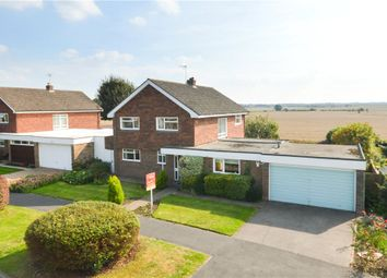 Thumbnail 4 bed detached house for sale in Chequers Park, Wye, Ashford, Kent