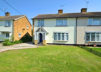 Thumbnail 3 bed semi-detached house to rent in Maldon Road, Goldhanger, Maldon