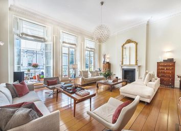 Thumbnail 4 bedroom flat for sale in Queen's Gate Gardens, South Kensington