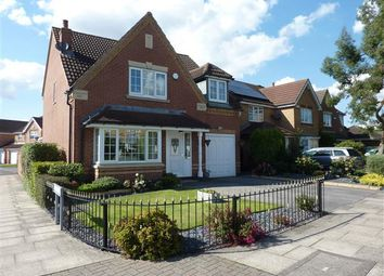 Thumbnail 4 bed detached house for sale in Fenwick Road, Scartho, Grimsby