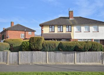 Thumbnail 3 bed semi-detached house for sale in Rowner Lane, Gosport, Hampshire