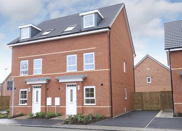 "Thumbnail 3 bedroom semi-detached house for sale in ""Padstow"" at Station Road, Methley, Leeds"