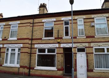 Thumbnail 2 bed terraced house to rent in Bickerdike Avenue, Manchester