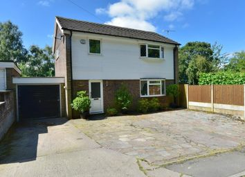 Thumbnail 3 bed detached house for sale in Lyme Road, Higher Poynton, Stockport, Cheshire