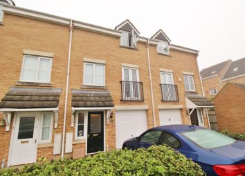 Thumbnail 3 bed terraced house to rent in Wordsworth Gardens, Elstree, Borehamwood