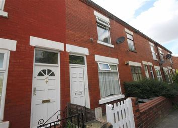 Thumbnail 2 bed terraced house to rent in Dunstable Street, Levenshulme, Manchester