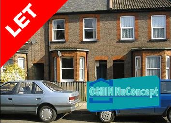 Thumbnail 3 bedroom terraced house to rent in Alfred Street, Dunstable