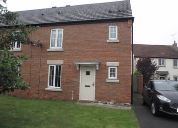 Thumbnail 3 bed semi-detached house to rent in Yoxall Drive, Kirkby, Liverpool