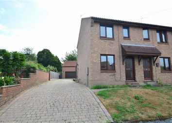 Thumbnail 2 bed semi-detached house for sale in Bainbridge Drive, Selby