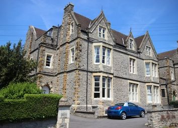 Thumbnail 2 bed flat to rent in Princes Road, Clevedon