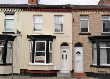 Thumbnail 3 bed terraced house to rent in Rossett Street, Anfield, Liverpool