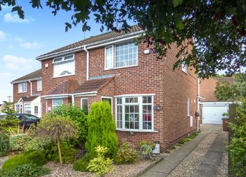 Thumbnail 2 bedroom semi-detached house for sale in Maplewood Avenue, Hull