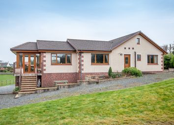 Thumbnail 4 bed detached house for sale in Fairway Drive, Minnigaff, Newton Stewart