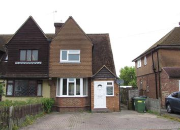 Thumbnail 3 bed semi-detached house for sale in Medway Avenue, Yalding, Maidstone, Kent