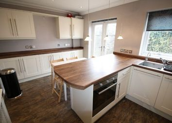 Thumbnail 2 bed terraced house to rent in Shortwood Close, Nottingham, Nottingham