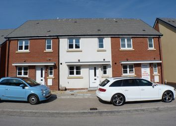 Thumbnail 3 bedroom terraced house to rent in Coles Close, Swansea