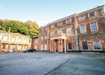 Thumbnail 2 bed flat for sale in Haccombe, Newton Abbot