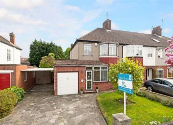 Thumbnail 3 bed property for sale in Queen Mary Avenue, Morden