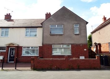 Thumbnail 3 bed terraced house to rent in Westbury Road, Nuneaton