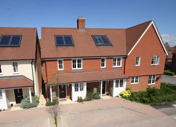 Thumbnail 3 bed semi-detached house for sale in Brookfield Drive, Horley, Surrey