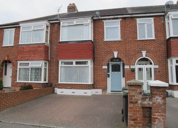 Thumbnail 3 bed terraced house to rent in Albemarle Avenue, Gosport, Hampshire