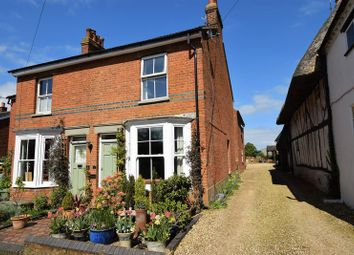 Thumbnail 3 bed semi-detached house for sale in The Lane, Tebworth, Leighton Buzzard