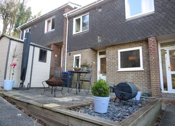 Thumbnail 2 bed flat for sale in Hollows Close, West Harnham, Salisbury