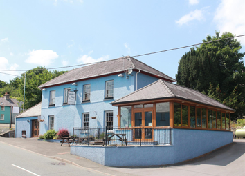 Thumbnail Pub/bar for sale in Ceredigion/Teifi Valley - Country Inn SA48, Llanwnnen, Ceredigion