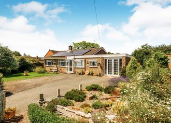 Thumbnail 3 bed detached bungalow for sale in Baughton, Earls Croome, Worcester