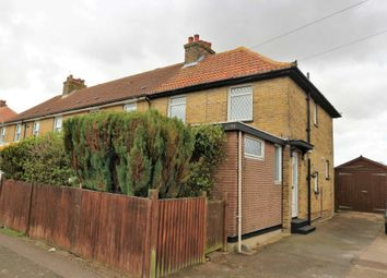 Thumbnail 3 bed end terrace house for sale in Cornwallis Avenue, Aylesham, Canterbury