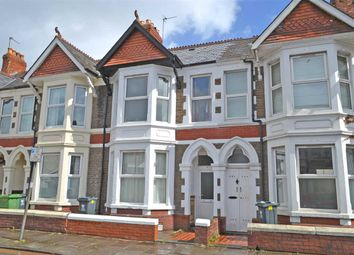 Thumbnail 3 bed terraced house to rent in Heathfield Road, Heath/Gabalfa, Cardiff