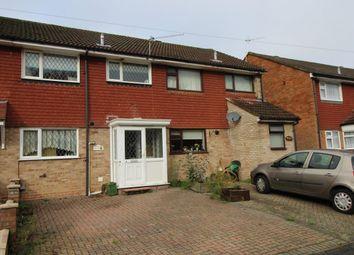 Thumbnail Terraced house for sale in Highclere Road, Aldershot