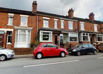 3 bed terraced house for sale in Victoria Street, Basford, Stoke-On-Trent ST4