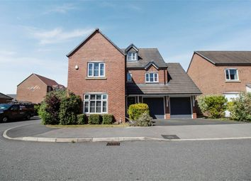 Thumbnail 5 bed detached house for sale in Nightingale Way, Catterall, Preston, Lancashire