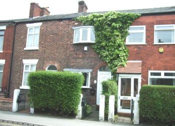 Thumbnail 2 bed terraced house to rent in Cherry Tree Lane, Stockport