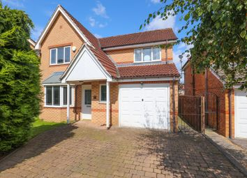 Thumbnail 4 bed detached house for sale in Laverdene Avenue, Totley Rise, Sheffield