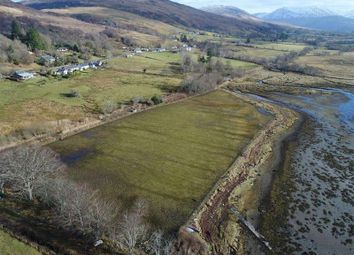 Thumbnail Land for sale in Plot 1, Lettershuna, Appin