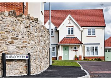 Thumbnail 4 bed detached house for sale in Meadow View, St. Helens
