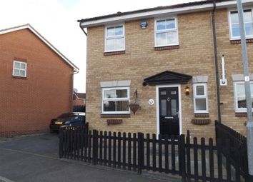 Thumbnail 3 bed semi-detached house to rent in Swallow Close, Chafford Hundred, Grays