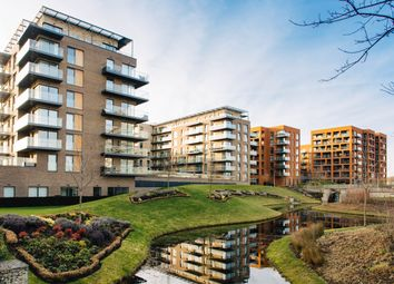 Thumbnail 1 bed flat for sale in Elford Close, London