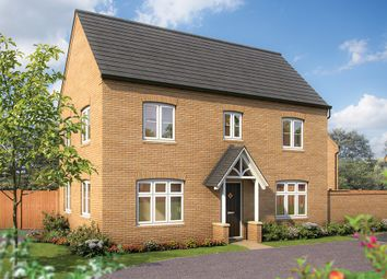 "Thumbnail 3 bed detached house for sale in ""The Spruce"" at Sowthistle Drive, Hardwicke, Gloucester"