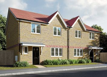 "4 bed semi-detached house for sale in ""The Mylne"" at Berengrave Lane, Rainham, Gillingham ME8"