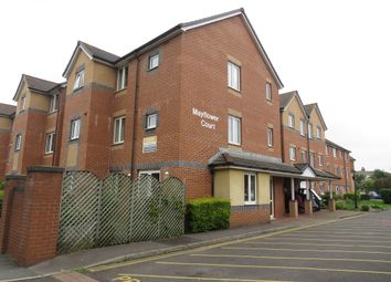 Thumbnail 1 bed flat for sale in Oakley Road, Southampton