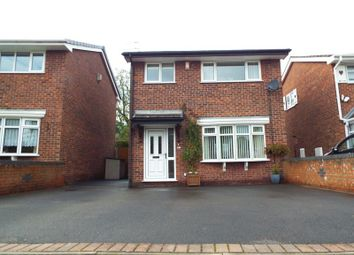 Thumbnail 3 bed detached house for sale in 63 Ness Grove, Cheadle