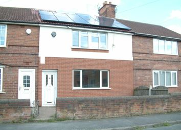 Thumbnail 3 bed terraced house to rent in Firth Crescent, Rossington