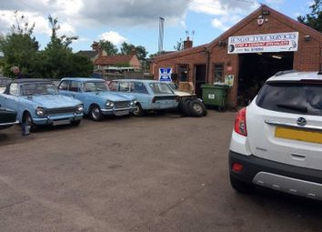 Thumbnail Parking/garage for sale in Crossways Garage, Bungay