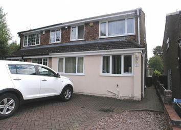 Thumbnail 3 bed semi-detached house for sale in Stanford Drive, Rowley Regis