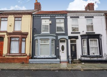 Thumbnail 3 bed terraced house for sale in Church Road West, Liverpool