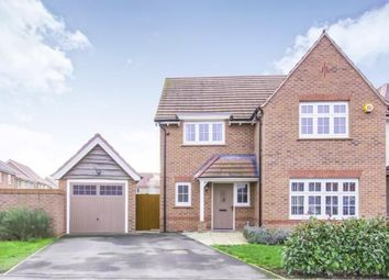 Thumbnail 4 bedroom detached house for sale in Laverton Road, Hamilton, Leicester, Leicestershire