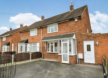 Thumbnail 2 bed semi-detached house for sale in Ashmore Avenue, Wednesfield, Wolverhampton